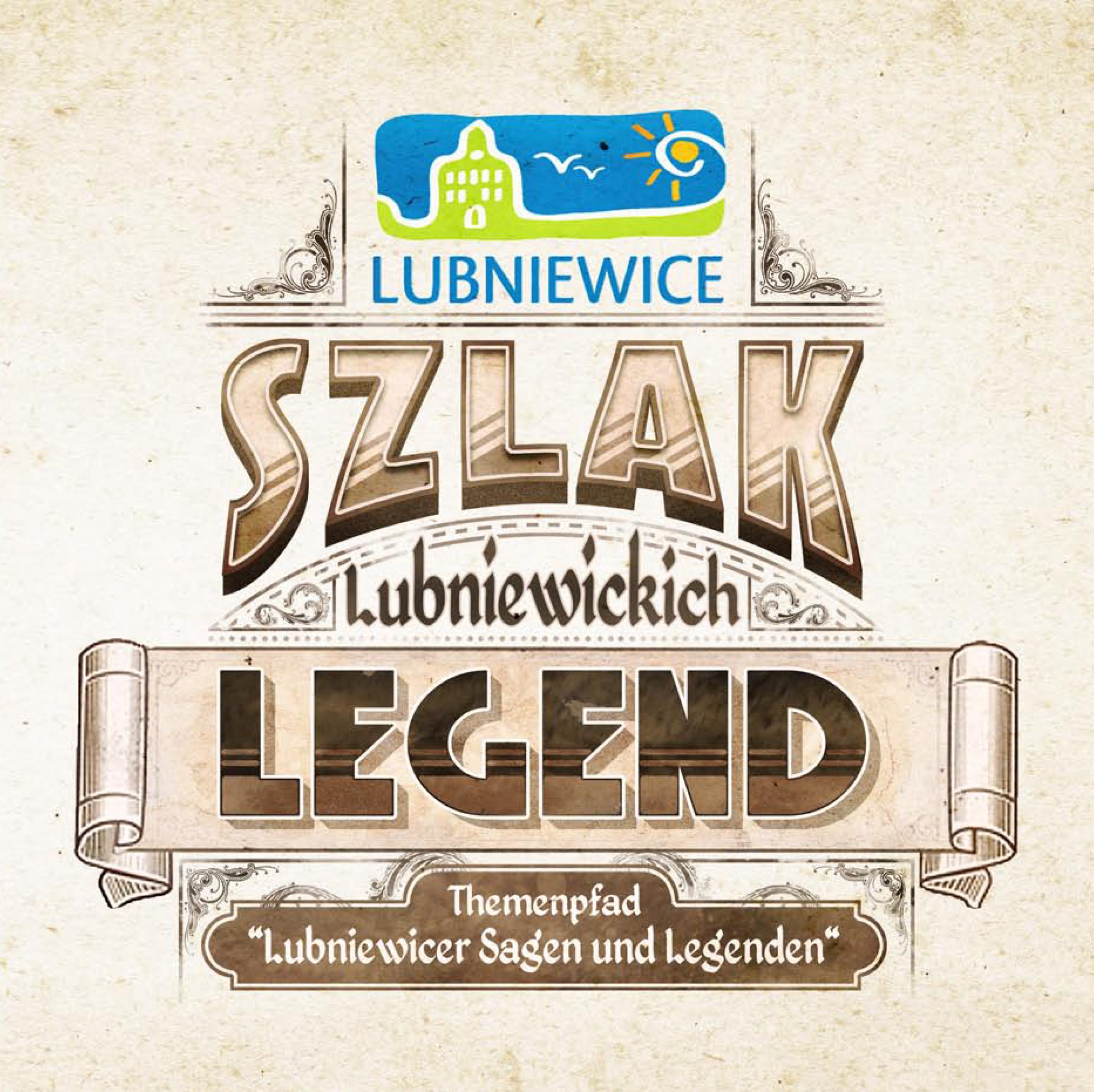 szlak lubniewickich legend