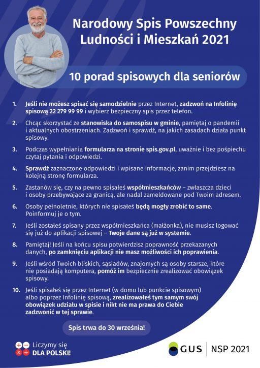 Informator dla seniora NSP 2021