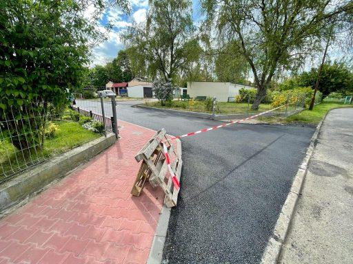 Modernizacja dróg w gminie