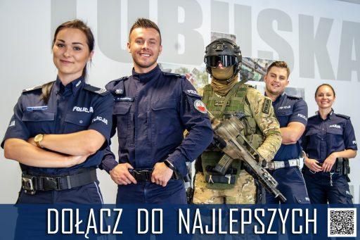 Dołącz do szeregów policji