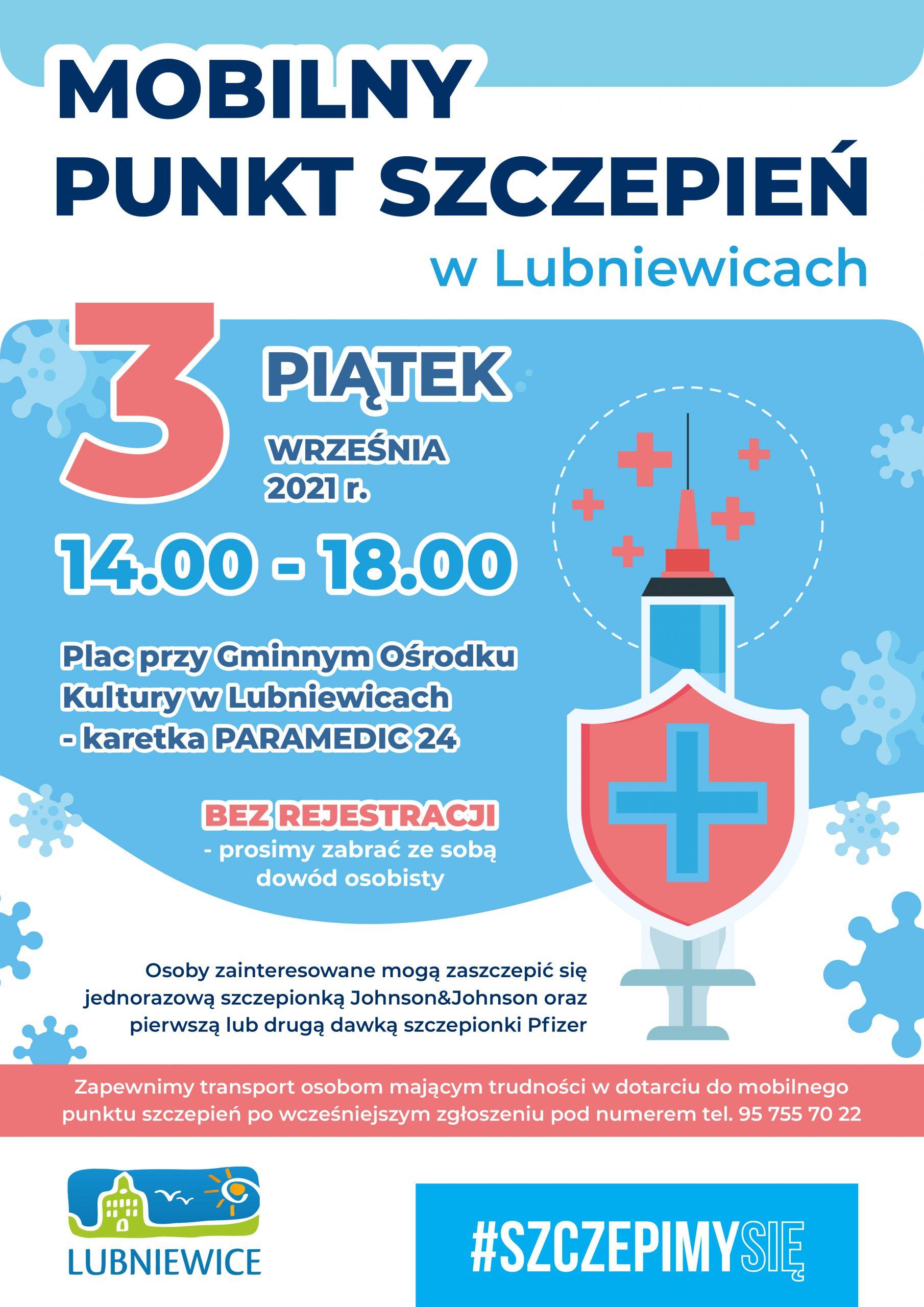 Mobilny-punkt-szczepień-lubniewice-2021-plakat