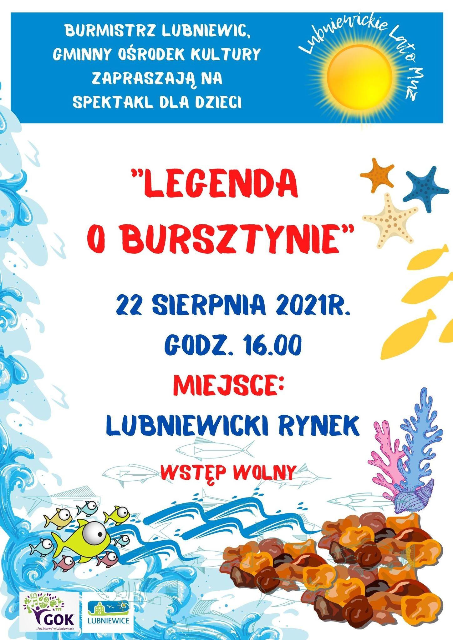 plakat-legenda-o-bursztynie-lubniewicki-rynek-2021