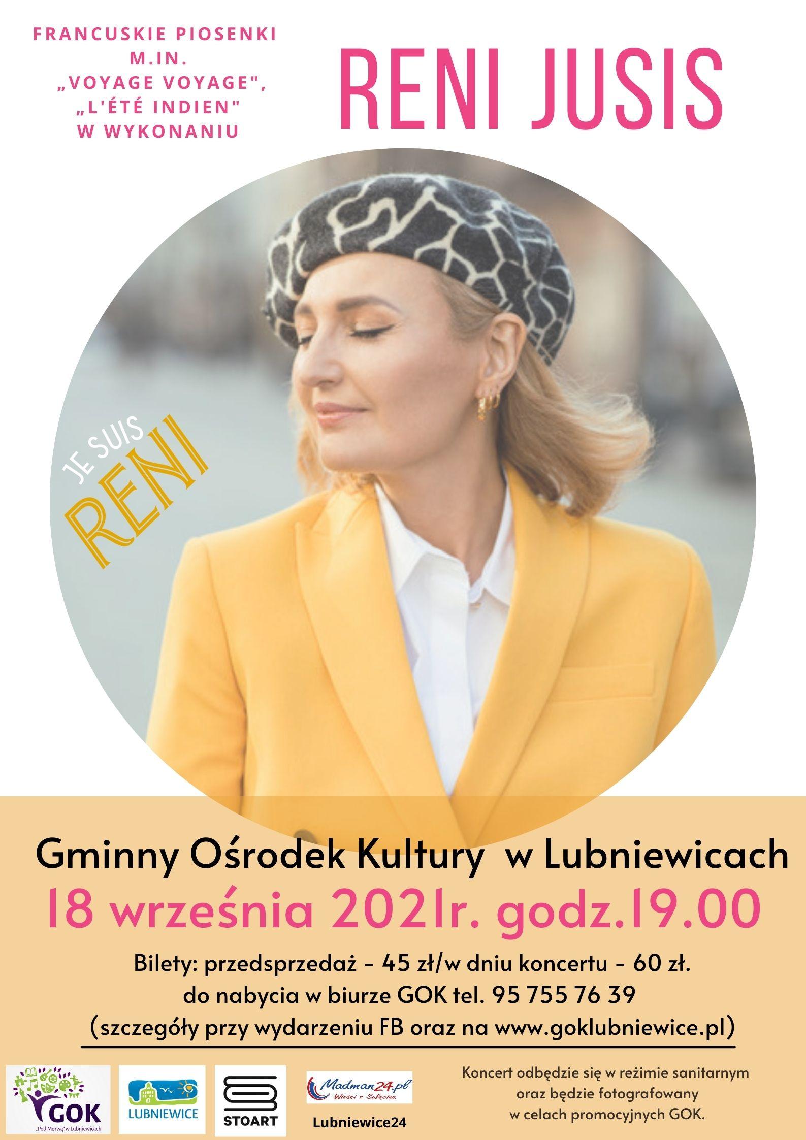plakat-reni-jusis-lubniewice-2021