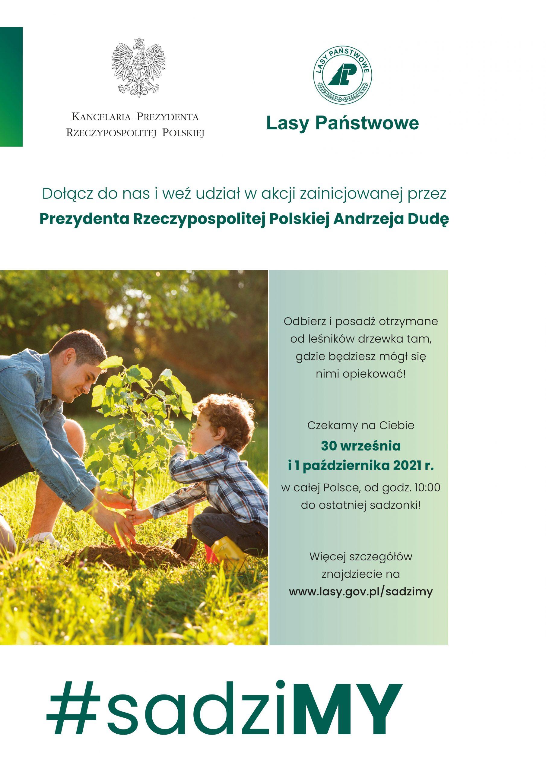 akcja-sadzimy-2021-nadleśnictwo-lubniewice