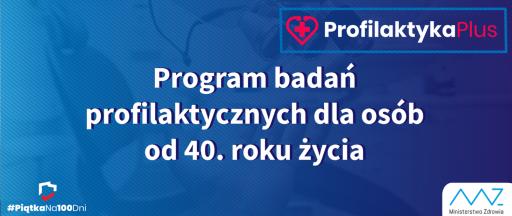 Program Profilaktyka 40 Plus